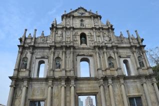 St Paul's Ruins